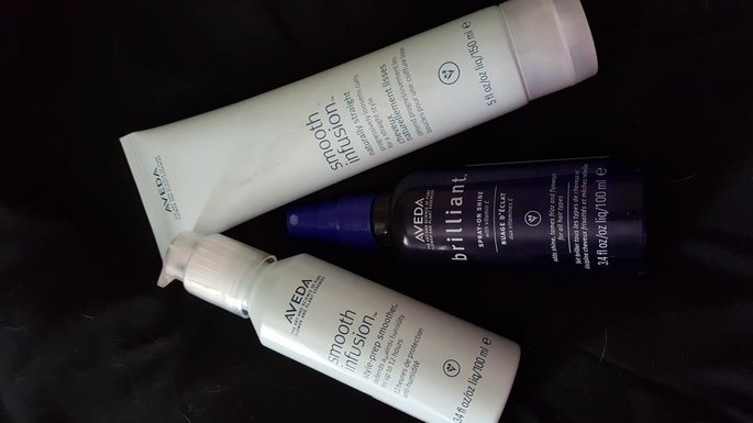 Aveda Smooth Infusion Style Prep Smoother 100ml uploaded by Myranda L.