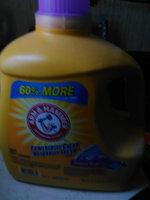 Arm & Hammer Clean Burst Liquid Laundry Detergent uploaded by Jackie B.