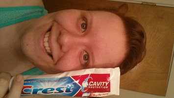 Photo of Crest Cavity Protection Regular Toothpaste 8.2 oz. Carton uploaded by Amanda G.
