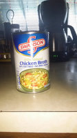Swanson 100% Natural 99% Fat Free No MSG Added Chicken Broth uploaded by Melina G.