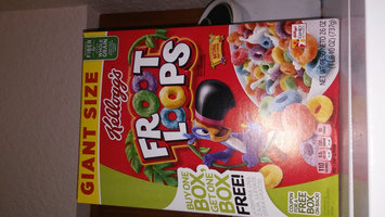 Kellogg's Froot Loops Cereal uploaded by Carrie S.