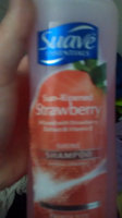 Suave Naturals Shampoo - Sun-Ripened Strawberry, 22.5 fl oz uploaded by Jennifer D.
