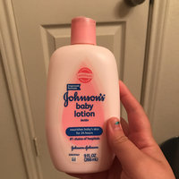 Johnson's® Baby Lotion Vanilla Oatmeal uploaded by Flor l.