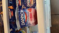 Dannon Fruit on the Bottom Lowfat Yogurt Raspberry uploaded by darleen r.