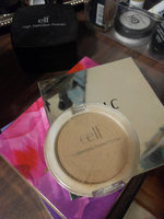 e.l.f. Cosmetics Clarifying Pressed Powder uploaded by Marcy R.