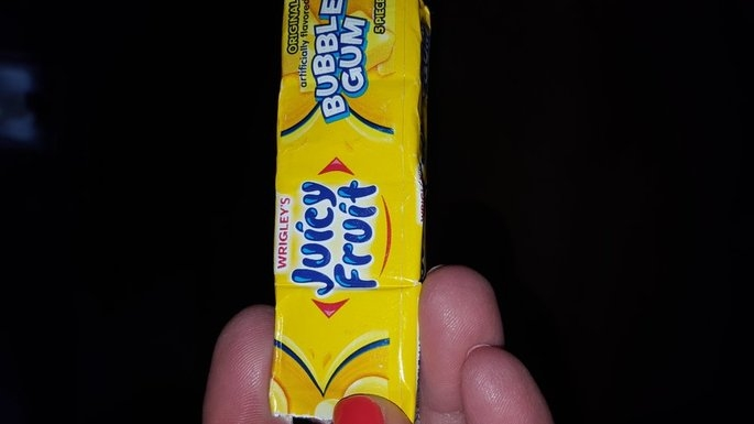 Juicy Fruit Gum uploaded by Colleen B.
