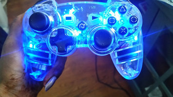 Photo of PDP PS3 Afterglow Wireless Controller, Blue (PS3) uploaded by Gayatri B.
