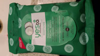 Yes To Cucumbers Hypoallergenic Facial Towelettes - 45 Ct uploaded by Martina O.