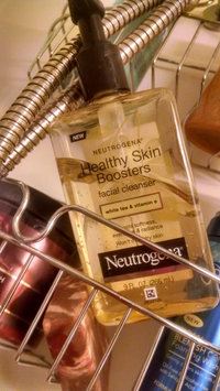 Photo of Neutrogena® Healthy Skin Boosters Facial Cleanser uploaded by Molly N.