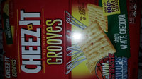 Cheez-It Grooves™ Sharp White Cheddar uploaded by nora v.