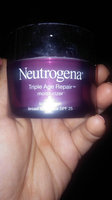 Neutrogena® Triple Age Repair Moisturizer Broad Spectrum SPF 25 uploaded by Ashley A.