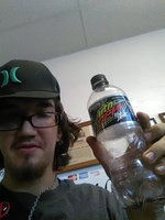 Mountain Dew Pitch Black Soda, 20 oz uploaded by Daniel P.