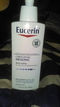 Photo of Eucerin Original Moisturizing Lotion uploaded by Kia Sohappy H.