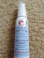 FIRST AID BEAUTY Vitamin Hydrating Mist uploaded by kulsoom a.