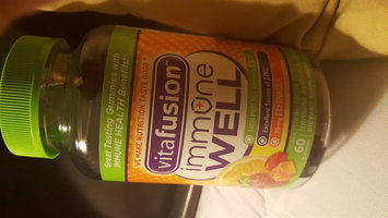 Vitafusion Immune Well Natural Fruit 60 Gummies uploaded by Sharonda J.