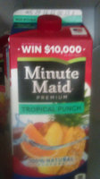 Minute Maid® Tropical Punch uploaded by Asia D.