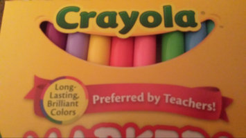 Photo of Crayola 10ct Broad Markers - Assorted Colors uploaded by Emma J.
