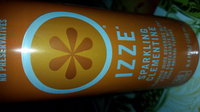 Izze Sparkling Juice, Clementine uploaded by Christine K.