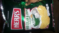 Herr's® Sour Cream & Onion Potato Chips uploaded by jyira s.