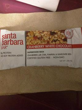Photo of Santa Barbara Bar Cranberry White Chocolate uploaded by Katrina B.