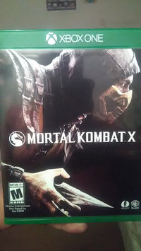 Photo of Warner Brothers Mortal Kombat X (Xbox One) uploaded by jessica p.