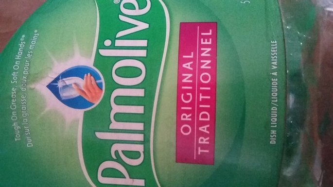 Palmolive Liquid Dish Soap in Original Scent - 24 Pack uploaded by Rubi L.