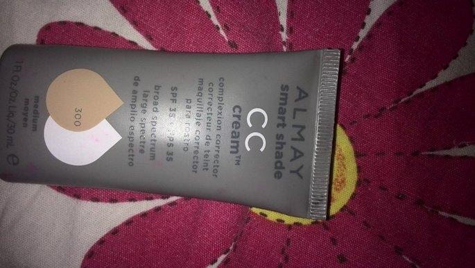 Almay Smart Shade CC Cream uploaded by Maria T.