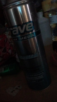 Photo of Rave 4X Mega Unscented Hairspray With ClimaShield uploaded by Brittany G.