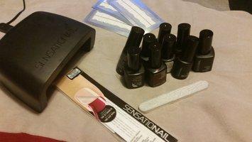 Sensationail By Nailene Gel Polish Starter Kit uploaded by April B.