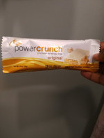 Power Crunch Protein Energy Bar uploaded by L. Pretti S.