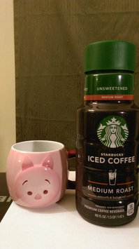 Photo of Starbucks® Black Unsweetened Iced Coffee uploaded by Kimberly S.