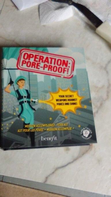 Benefit Cosmetics Operation Pore-Proof Kit uploaded by Lori B.