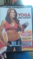 JILLIAN MICHAELS: YOGA MELTDOWN BY MICHAELS, JILLIAN (DVD) uploaded by Donna L.