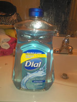Dial® Spring Water Antibacterial Liquid Hand Soap with Moisturizer Refill uploaded by Nisha M.