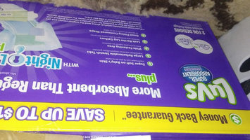 Luvs Diapers uploaded by Marisol R.