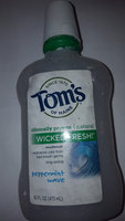 Tom's OF MAINE Juicy Mint Children's Anticavity Fluoride Rinse uploaded by Aiden T.
