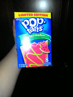 Kellogg's Pop-Tarts Wildlicious Frosted Wild! Strawberry Toaster Pastries uploaded by Kayla N.