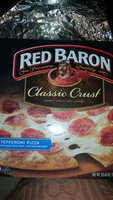Red Baron® Singles Personal Pan Pizza Meat Trio 10.29 oz Box uploaded by Jenifer r.