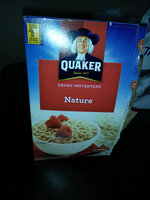 Quaker® Organic Regular Instant Oatmeal uploaded by Lucie L.