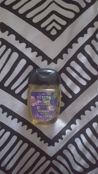 Photo of Bath & Body Works PocketBac Stress Relief Eucalyptus Spearmint Anti-Bacterial Hand Gel uploaded by Melissa S.