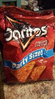 Doritos®  Nacho Cheese Flavored Tortilla Chips uploaded by Megan S.