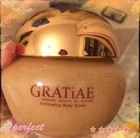 Gratiae Organic Beauty By Nature Exfoliating Body Scrub - Apple Green Tea and Ginger. uploaded by Ivette U.