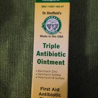 Sheffield Pharmaceuticals Triple Antibiotic Ointment Net WT, .033 oz(9g) uploaded by Nka k.