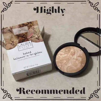 Laura Geller Beauty 'Balance-n-Brighten' Baked Color Correcting Foundation uploaded by Jessica D.