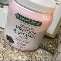 Nature's Bounty Optimal Solutions Complete Protein & Vitamin Shake Mix uploaded by Silvana S.