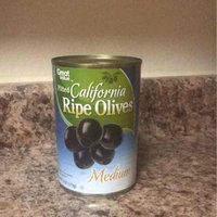 Great Value: Medium Pitted California Ripe Olives, 6 Oz uploaded by Miranda F.