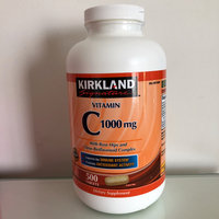 Kirkland Signature Kirkland Vitamin C with Rose Hips and Citrus Bioflavonoid Complex (1000 mg), 500-Count Tablets uploaded by ELMENS M.