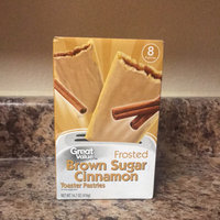 Great Value: 8 Frosted Brown Sugar Cinnamon Toaster Pastries, 14.6 Oz uploaded by Miranda F.