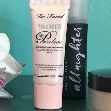 Photo of Too Faced  Primed & Poreless Skin Smoothing Face Primer uploaded by Shirley P.