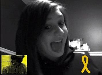 Skype  uploaded by Sabrina C.
